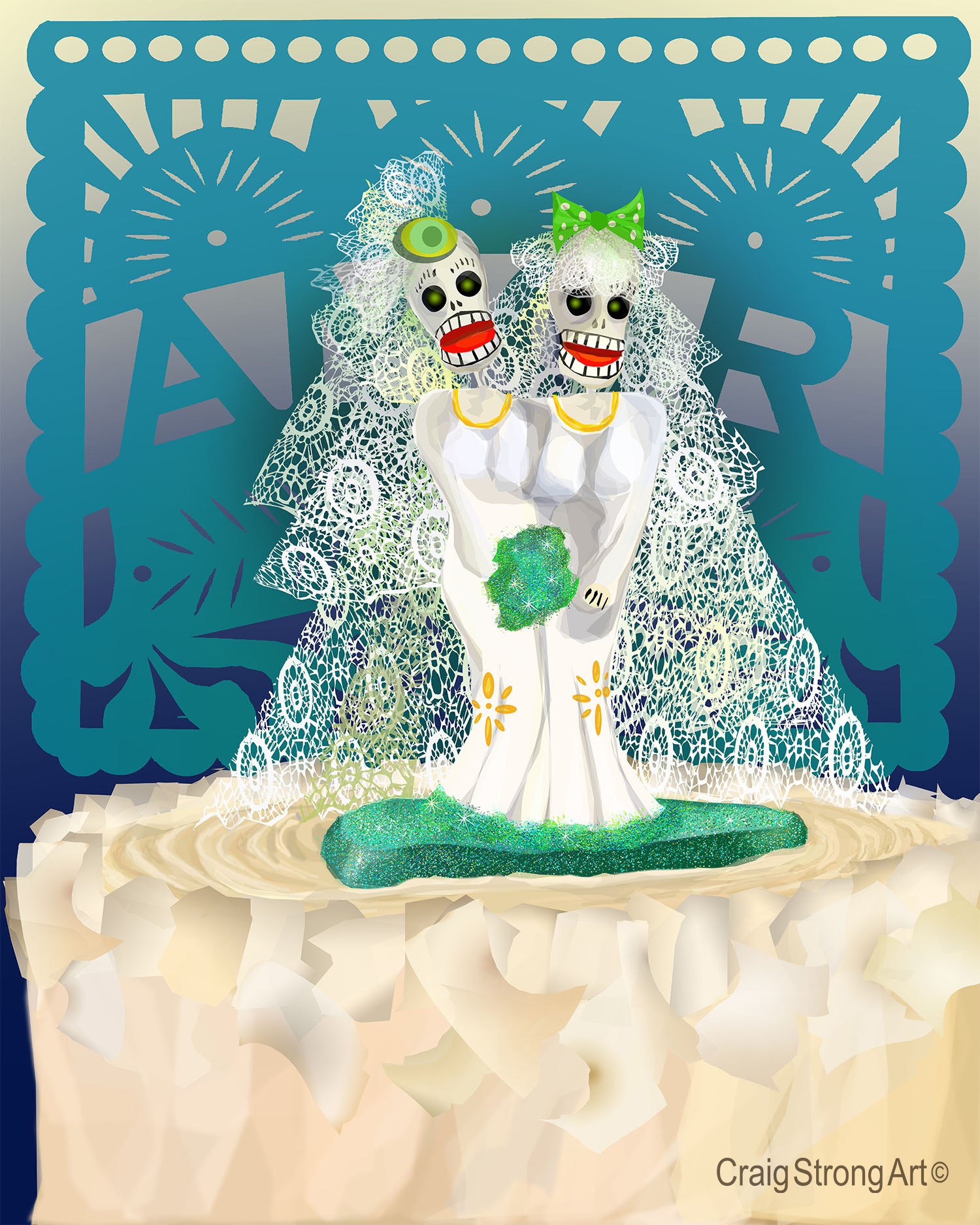 Amor – novia y novia